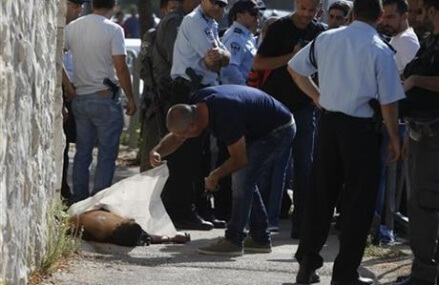 The Latest: Israel: Palestinian stabs soldier in Hebron