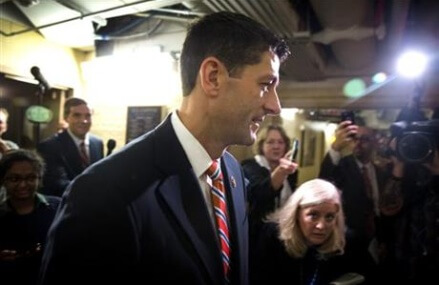 Pressure builds on Paul Ryan to run for House speaker