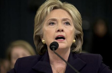 Clinton meets face-to-face with Benghazi committee