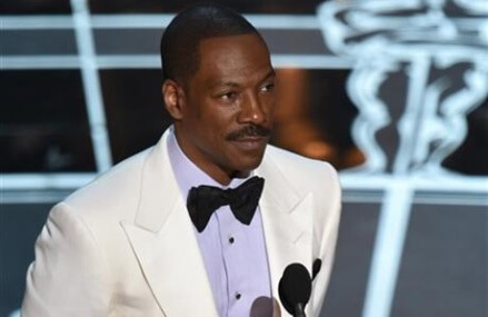 Eddie Murphy receives top US humor prize at Kennedy Center