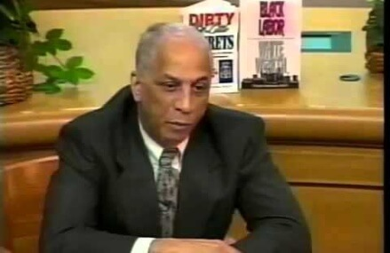 Dr Claud Anderson On the Firing Line with Questions & Answers