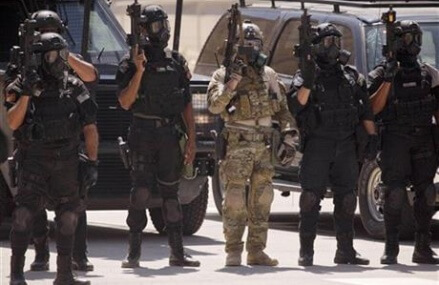 Jordan: 3 killed, including 2 Americans, in police shooting
