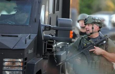 14 dead, 17 wounded in California shooting; 2 suspects dead