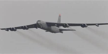 Powerful US bomber flies over S. Korea as standoff deepens