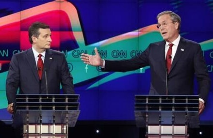 Bad Blood: Cruz-Bushes tension underscores deeper GOP divide