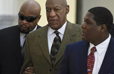 Cosby's lawyers push to get sexual assault case thrown out