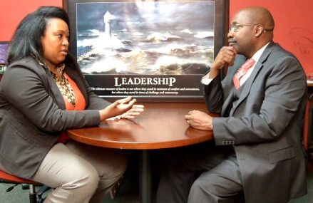 Interview with Dr.Rev Rodney Williams
