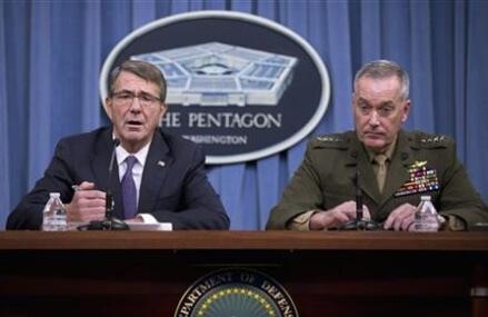 Pentagon moving to increase US troop numbers in Iraq soon