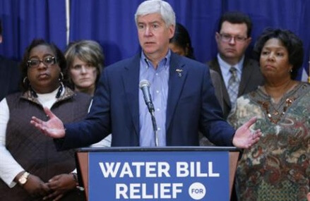 Americans split over safety of US drinking water