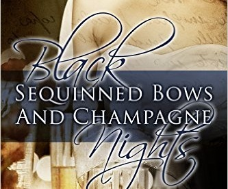 CMG March Book #2 Of The Month Is Black Sequinned Bows And Champagne Nights
