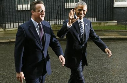 Anger as London mayor tells 'part-Kenyan' Obama to butt out
