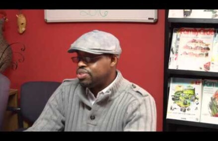 Interview with  Poet Ed Rollins
