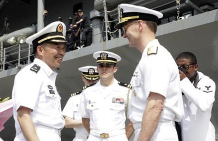 US Navy commander says canceled HK visit a minor hurdle  May. 6, 2016 9:26 AM EDT