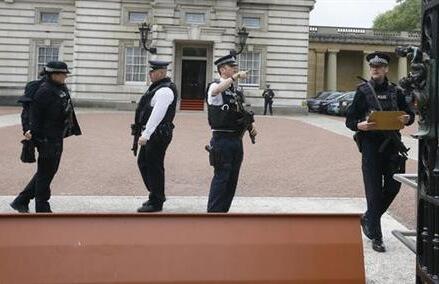 Buckingham Palace trespasser was convicted murderer