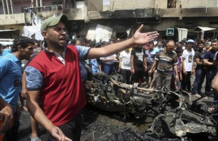 Additional bombings bring death toll to 88 across Baghdad