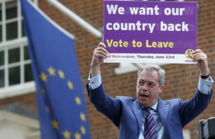 In or Out? Britain faces vital EU membership vote June 23