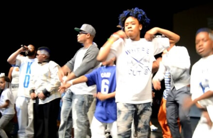 Fade Factory Performance- Show Up and Show Out Hair Show