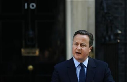 UK leader David Cameron to resign after Brexit humiliation