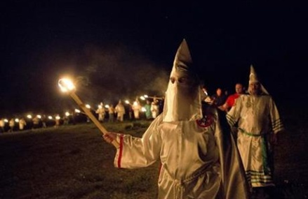 At 150, KKK sees opportunities in US political trends