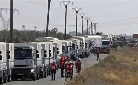 Syrian civilians begin leaving rebel-held parts of Aleppo