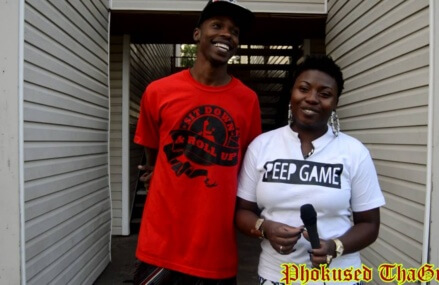 Interview With Rap Artist Phokused ThaGreat