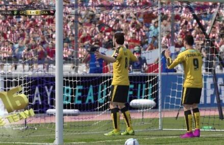 Nelson Mosby VS FIFA 2