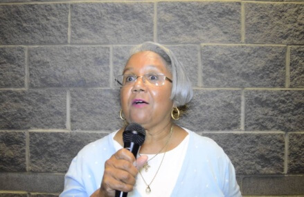 3rd district community meeting Margaret May