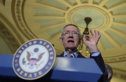 Democrats press talks as showdown vote looms on funding bill