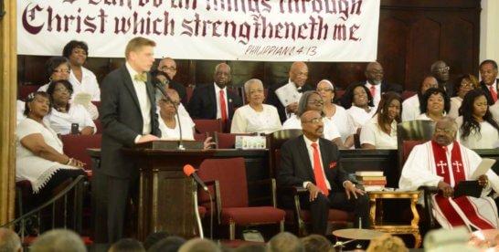 Dr. Micah Kubic  Speaks On Racial Injustices