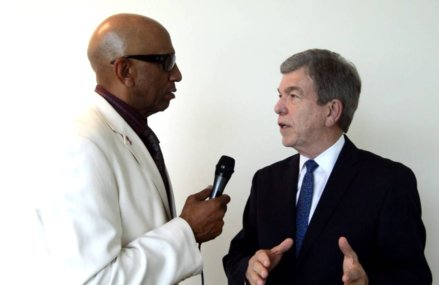 Interview with  with Senator Roy Blunt