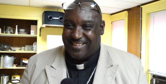 interview Bishop Tony Caldwell