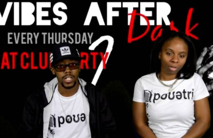 Interview With Host Of Vibes After Dark, Shank Squared and Gabrielle Davis