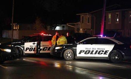 Police: 2 Iowa officers killed in 2 ambush-style attacks