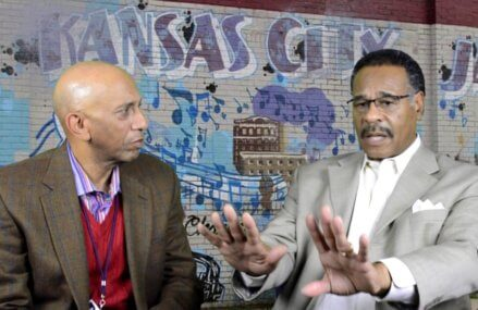 Get out and vote! Interview with Congressman Emanuel Cleaver II