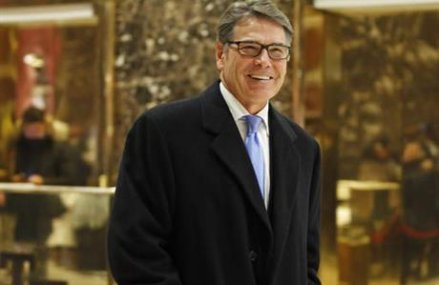 Perry would bring oil industry ties to Energy Department