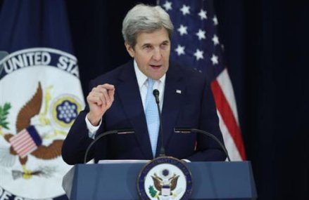 In parting shot, Kerry tears into Israel over settlements