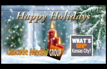 Happy Holidays whats Up Kansas City