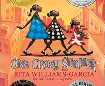 CMG January Book #1 Of The Month Is One Crazy Summer