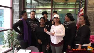 THIS IS THE 5th ANNUAL LADIES DAY OUT MAMMOGRAM PARTY