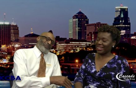 Interview with Dr.Marvia Jones candidate KCPS Sub-District 4