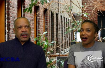 Interview with Local KCK Artist Lucky & Anita Easterwood Father and Daugther.