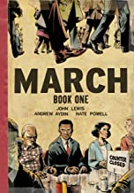 CMG October Book # 1 Of The -Month March Book One