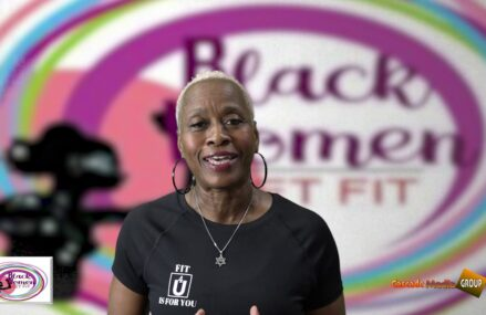 Estelle Brooks With Fit For U Is For  You