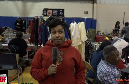 Interview With Terea Cleaver Owner Of Handz and Needlez at The Buy Black Flash Market