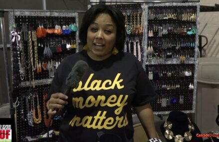 Interview With Caress Gonzales Owner Of Paparazzi Jewelry At The We Buy Black Flash Market