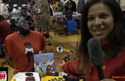 Interview With Mommy and Son Designs At The We Buy Black Flash Market