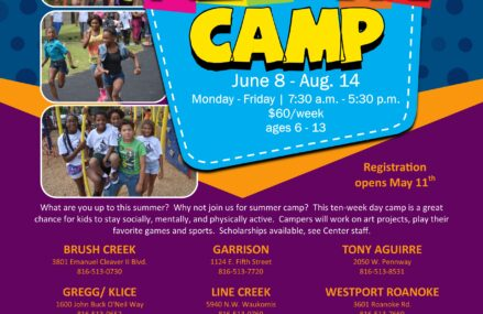 2020 SUMMER CAMP JUNE 8-AUG 14