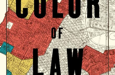 CMG October Book #1 of the Month is The Color Of Law