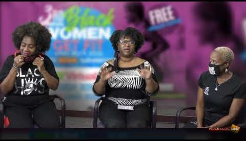 Black Women Get Fit (BWGF) is a free exercise event for women