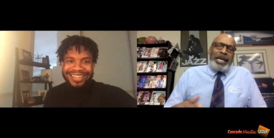 Interview With Cascade Media Group CMG Wave Of The Future Series Lee Barnes 3rd Studying At The Wharton School of the University of Pennsylvania